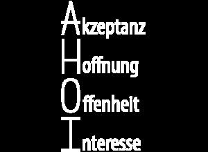 AHOI - Akzeptanz, Hoffnung, Offenheit, Interesse